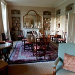 Dining Room at The Old Vicarage