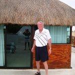 Cabana Entry
