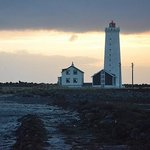 The lighthouse nearby is worth a walk out to.