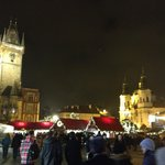 Old town square