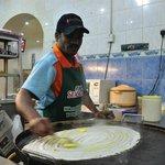 Making the Paper Thosai
