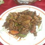 My Favorite Beef chilly Fry ,