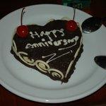 The Anniversary cake(last min)