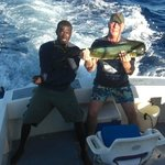 Deep sea fishing trip, 1 of many
