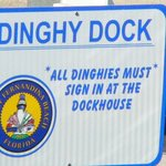 If you bring your dinghy ...