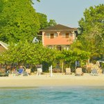 Secrets Cabins on Negril Beach Foto