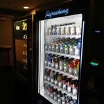 The basement vending machines, everything a traveler may forget.