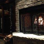 Fireside basement private