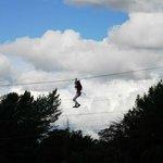 giant zip line