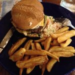 Chico's burger