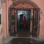 Entrance to Dar Marjana