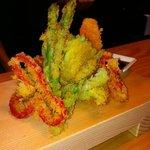 Nuestra tempura