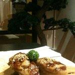 Lo mejor del foie en sushi