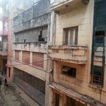 view from the window - Obrapia street