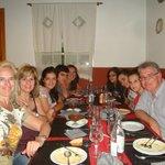 Alunos e professores 4º ESO IES La Albuera (Segovia-Espanha)