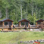 Cabins 4, 5 and 6