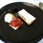 That unusual cheese cake