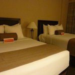 Beds- small double bed on the right