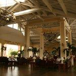 Blau Marina Resort Lobby