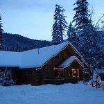 Lochsa Lodge Dec 2012
