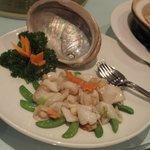 Abalone Dish (Promotion)