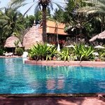 Anantara pool: Great place to relax and unwind.... and only 10 minutes into town
