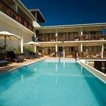 Blue Tropic pool