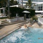 pool area, jacuzzi