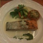 Dec 2012 salmon steak