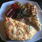 breakfast @ divan hotel