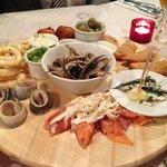 fish sharing board