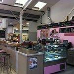 Très beau magasin à Biarritz