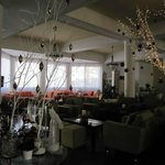 Lounge & Christmas decorations