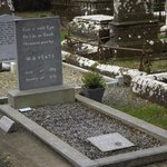 Yeats's grave
