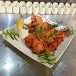 Chicken Tikka Main Course