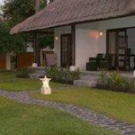 Nos deux bungalows