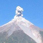 volcano fuego