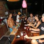 cool bar scene