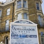Ambassador Spa Hotel, Scarborough