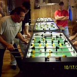 Foosball tournament