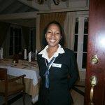 Karen et son éternelle sourire