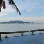 Bahia desde el hotel