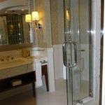 Riverview shower