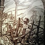 Warsaw suffering during German occupation
