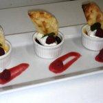 Creme Brulee Trio - White & Dark Chocolate & Vanilla