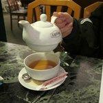 My wife's black tea cozy