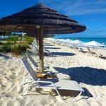 The beach: where is everyone??