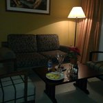 Lounge in the room