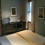 The Sondheim room