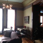 Whiskey Mansion dining/parlor -- partial
